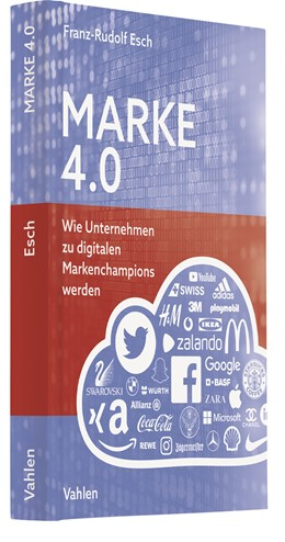 Abbildung von Esch | Marke 4.0 | 2020 | Wie Unternehmen zu digitalen M...