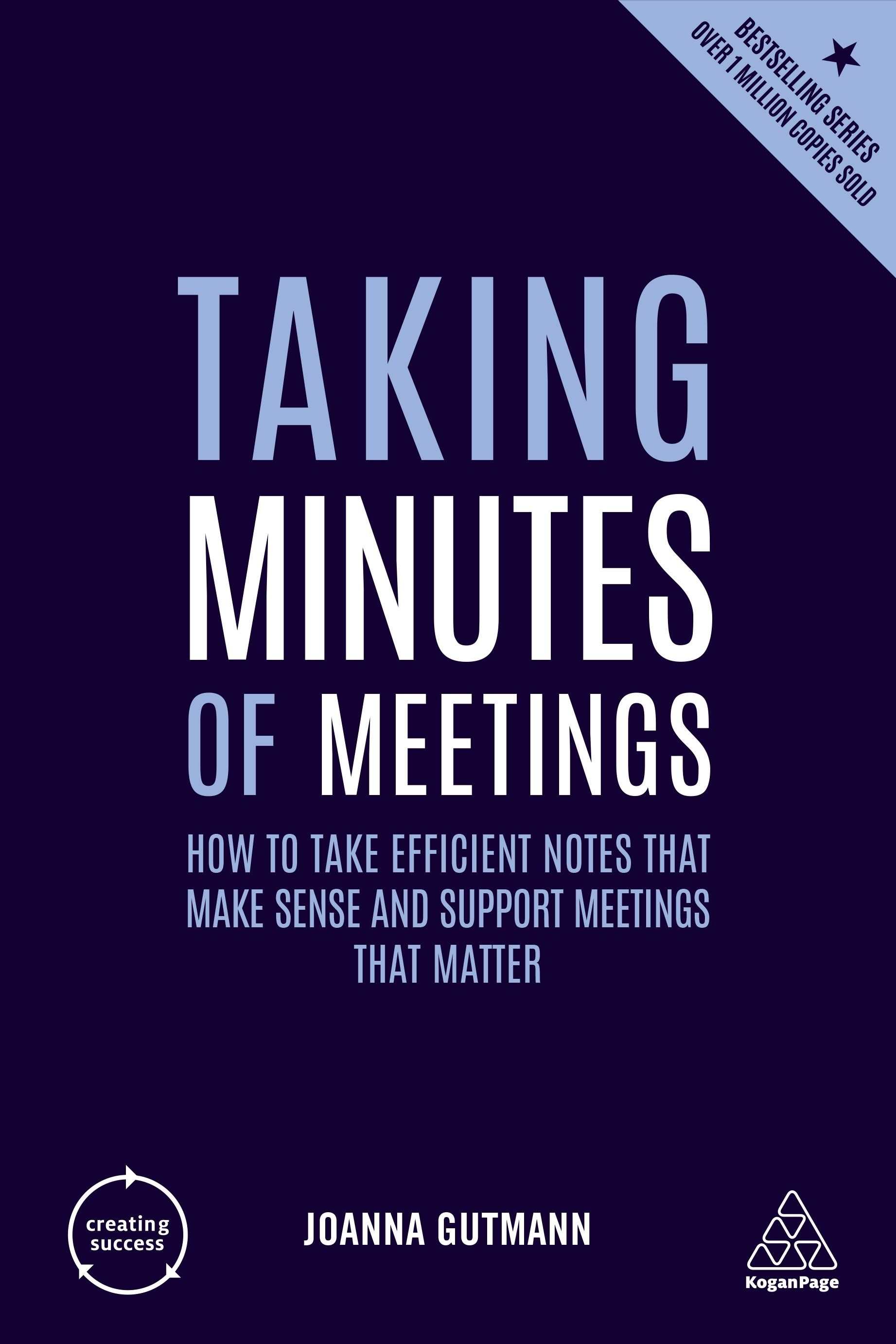 Taking Minutes of Meetings | Gutmann | 5. Auflage, 2018 | Buch (Cover)