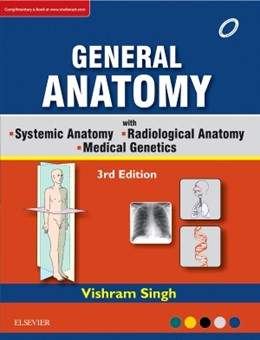 Abbildung von Singh | GENERAL ANATOMY Along with Systemic Anatomy Radiological Anatomy Medical Genetics | 3. Auflage | 2018 | beck-shop.de
