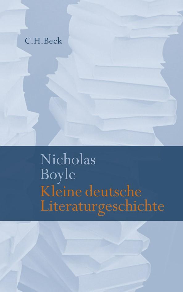 Abbildung von Boyle, Nicholas | Kleine deutsche Literaturgeschichte | 2009