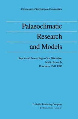 Abbildung von Ghazi | Palaeoclimatic Research and Models | 1983 | Report and Proceedings of the ...