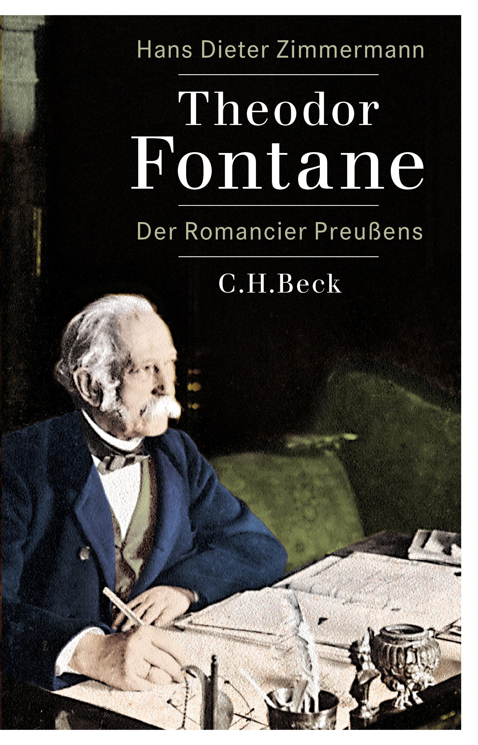 Theodor Fontane | Zimmermann, Hans Dieter, 2019 | Buch (Cover)