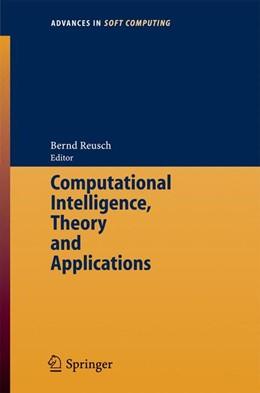 Abbildung von Reusch   Computational Intelligence, Theory and Applications   1. Auflage   2005   33   beck-shop.de