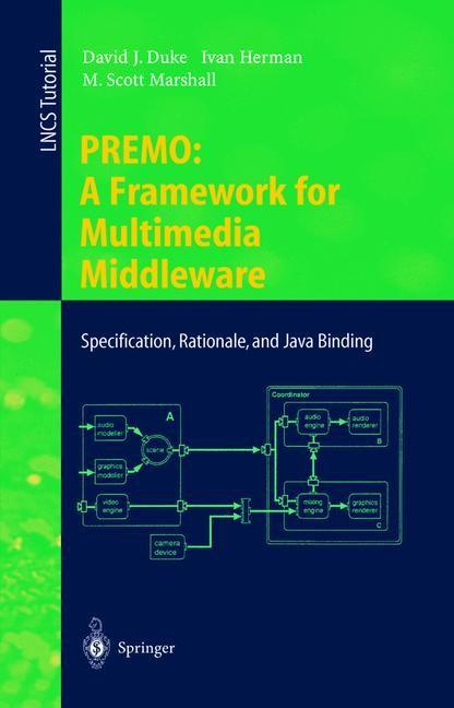 PREMO: A Framework for Multimedia Middleware | Duke / Herman / Marshall, 1999 | Buch (Cover)