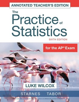 Abbildung von Wilcox | Teacher's Edition for The Practice of Statistics | 6th ed. 2019 | 2018