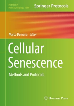 Abbildung von Demaria | Cellular Senescence | 1. Auflage | 2018 | 1896 | beck-shop.de