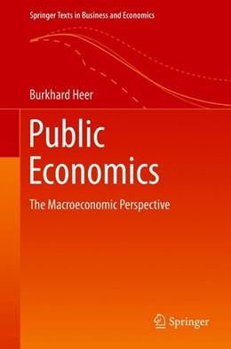 Abbildung von Heer | Public Economics | 1. Auflage | 2019 | beck-shop.de