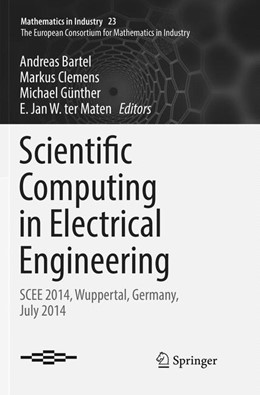 Abbildung von Bartel / Clemens | Scientific Computing in Electrical Engineering | 1. Auflage | 2018 | 23 | beck-shop.de