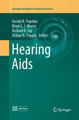 Abbildung von Popelka / Moore / Fay / Popper | Hearing Aids | Softcover reprint of the original 1st ed. 2016 | 2018 | 56
