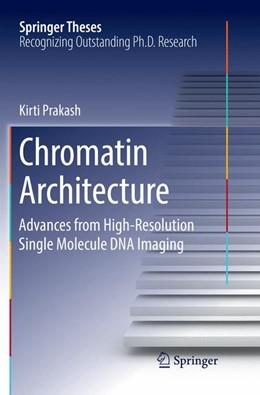 Abbildung von Prakash   Chromatin Architecture   Softcover reprint of the original 1st ed. 2017   2018   Advances From High-resolution ...