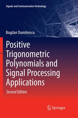 Abbildung von Dumitrescu | Positive Trigonometric Polynomials and Signal Processing Applications | Softcover reprint of the original 2nd ed. 2017 | 2018