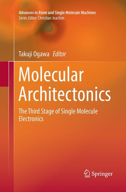 Molecular Architectonics | Ogawa | Softcover reprint of the original 1st ed. 2017, 2018 | Buch (Cover)