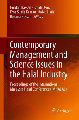 Abbildung von Hassan / Osman | Contemporary Management and Science Issues in the Halal Industry | 1. Auflage | 2019 | beck-shop.de