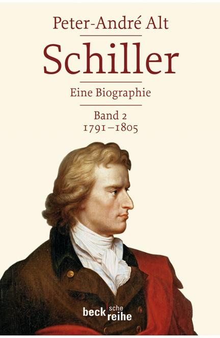 Cover: Peter-André Alt, Schiller