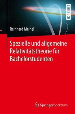 Abbildung von Meinel | Spezielle und allgemeine Relativitatstheorie fur Bachelorstudenten | 2016