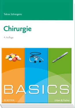 Abbildung von Schiergens   BASICS Chirurgie   4. Auflage   2018