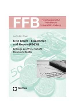 Abbildung von Merz   Freie Berufe - Einkommen und Steuern (FBESt)   2008   Beiträge aus Wissenschaft, Pra...   16