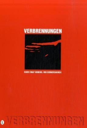 Abbildung von Henckel von Donnersmarck   Verbrennungen   1998