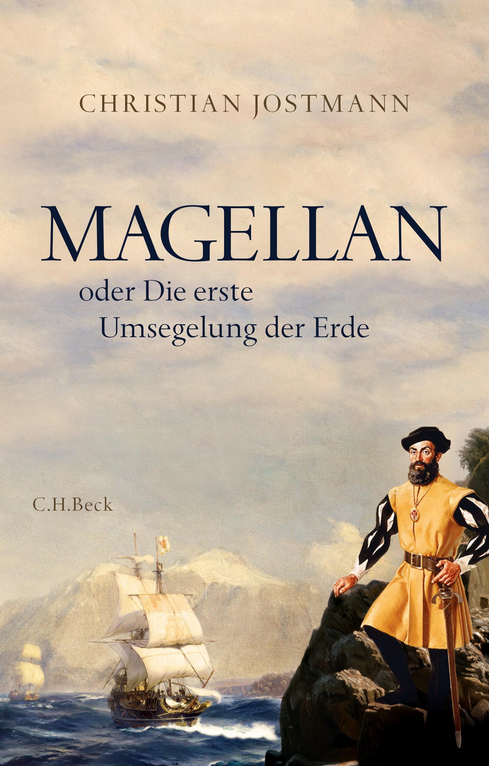 Magellan | Jostmann, Christian, 2019 | Buch (Cover)