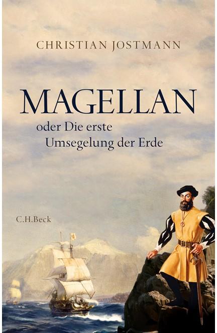 Cover: Christian Jostmann, Magellan