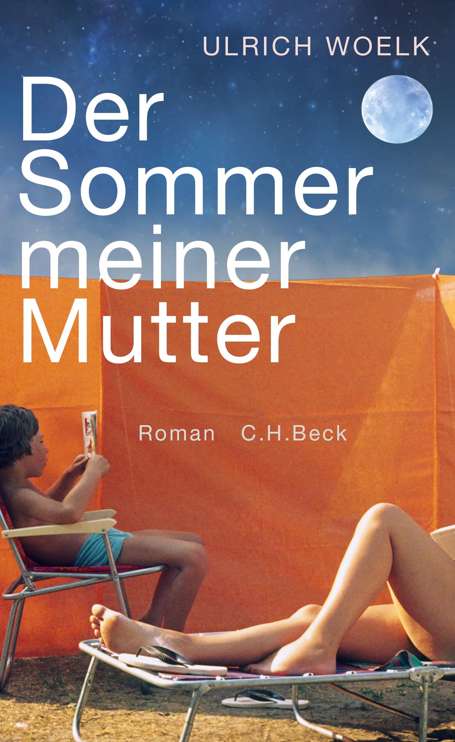 Der Sommer meiner Mutter   Woelk, Ulrich, 2019   Buch (Cover)
