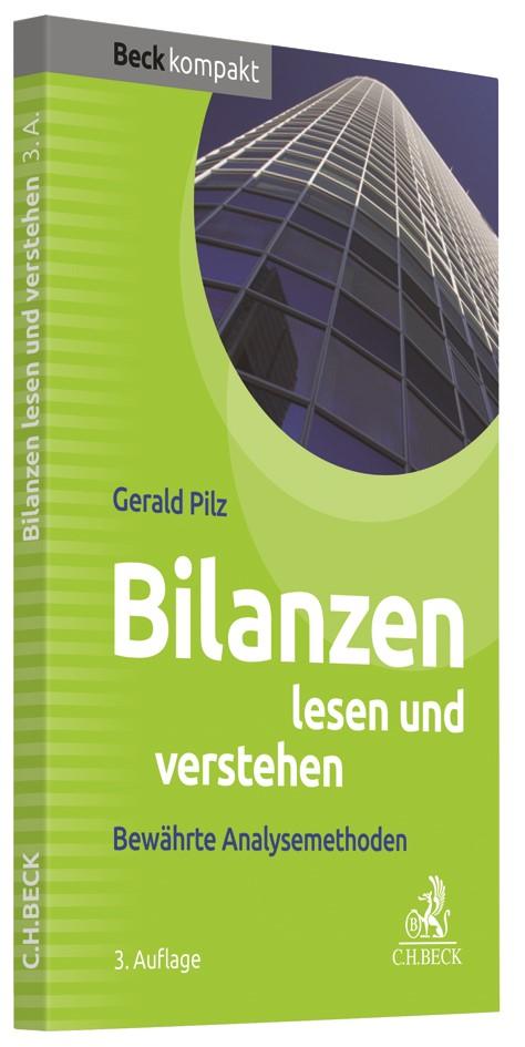 Bilanzen lesen und verstehen | Pilz | 3. Auflage, 2019 | Buch (Cover)