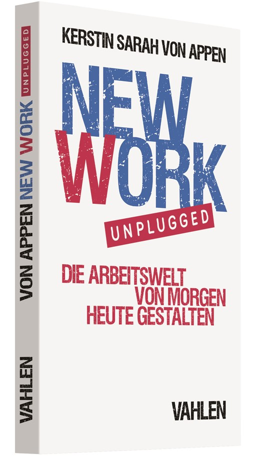New Work unplugged | Appen, 2019 | Buch (Cover)