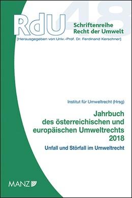 Abbildung von Jahrbuch des österreichischen und europäischen Umweltrechts 2018   1. Auflage   2018   48   beck-shop.de