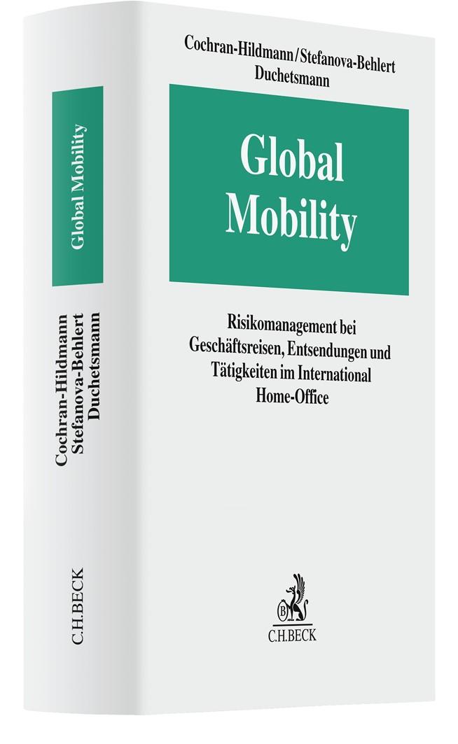 Global Mobility | Lüders / Lüdicke, 2019 | Buch (Cover)