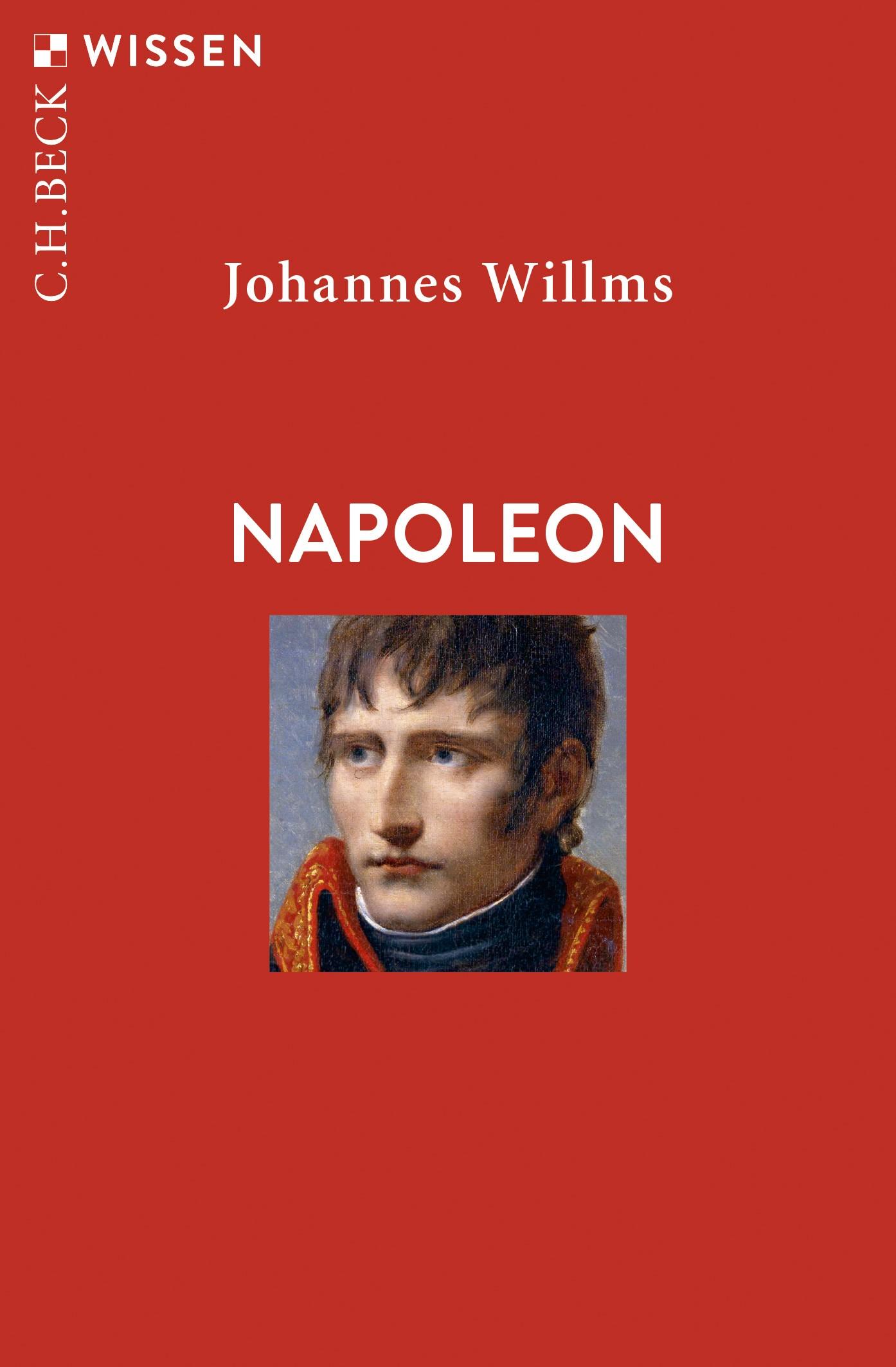 Napoleon | Willms, Johannes, 2019 | Buch (Cover)