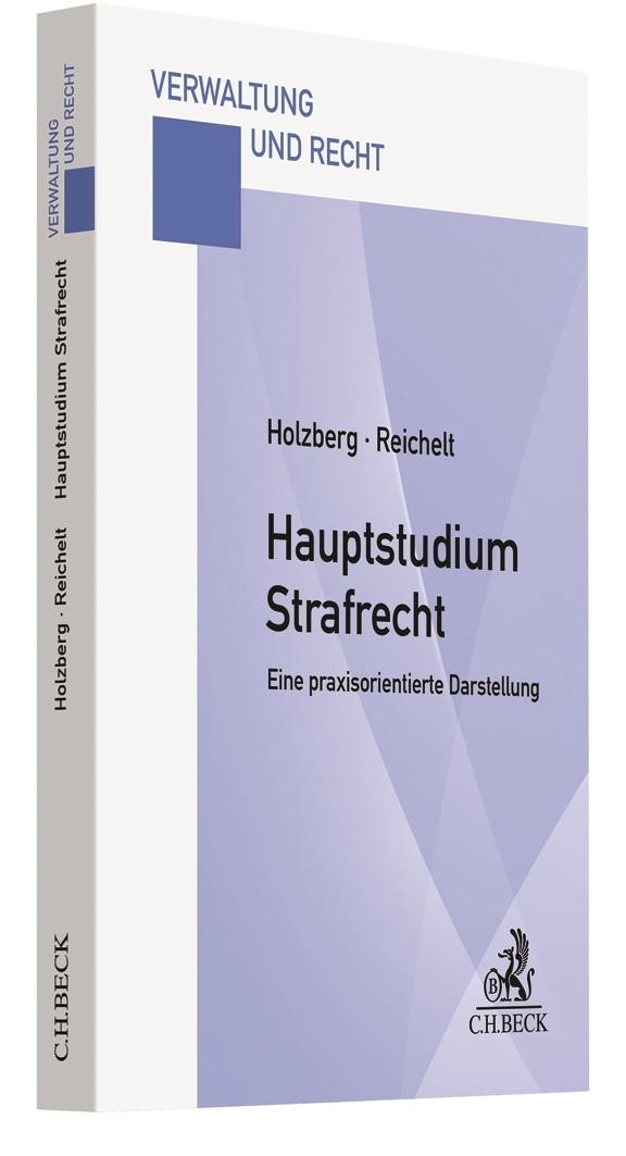 Hauptstudium Strafrecht | Holzberg / Reichelt, 2019 | Buch (Cover)