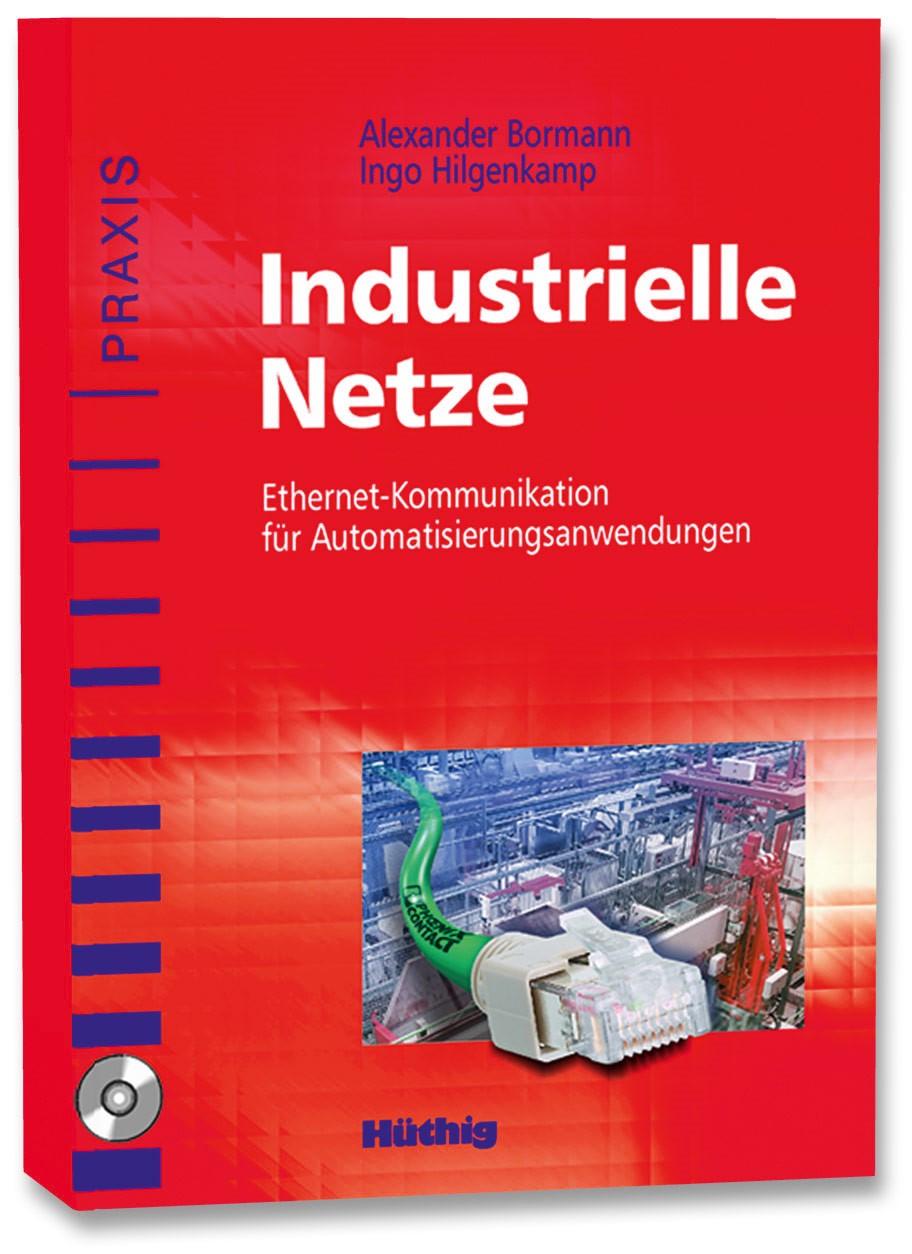 Industrielle Netze   Bormann / Hilgenkamp   Neuerscheinung, 2005   Buch (Cover)