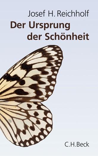 Cover: Josef H. Reichholf, Der Ursprung der Schönheit