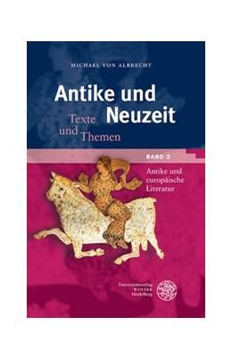 Abbildung von Albrecht | Antike und europäische Literatur | 2019