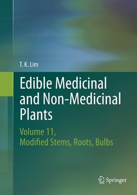 Edible Medicinal and Non-Medicinal Plants | Lim | Softcover reprint of the original 1st ed. 2016, 2018 | Buch (Cover)