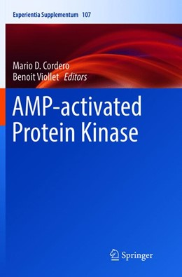 Abbildung von Cordero / Viollet | AMP-activated Protein Kinase | Softcover reprint of the original 1st ed. 2016 | 2018 | 107
