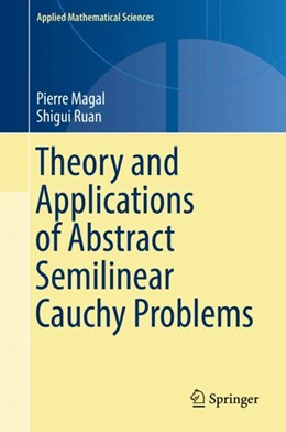 Abbildung von Magal / Ruan | Theory and Applications of Abstract Semilinear Cauchy Problems | 1. Auflage | 2018 | 201 | beck-shop.de