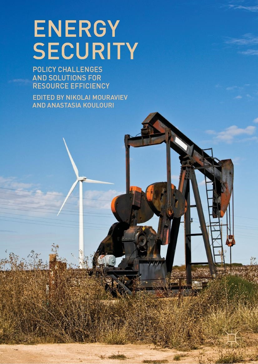 Energy Security | Mouraviev / Koulouri | 1st ed. 2019, 2018 | Buch (Cover)