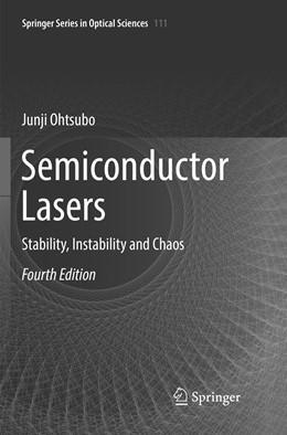 Abbildung von Ohtsubo | Semiconductor Lasers | Softcover reprint of the original 4th ed. 2017 | 2018