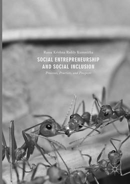 Abbildung von Kummitha | Social Entrepreneurship and Social Inclusion | 1. Auflage | 2018 | beck-shop.de