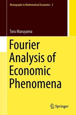 Abbildung von Maruyama | Fourier Analysis of Economic Phenomena | 1st ed. 2018 | 2019 | 2