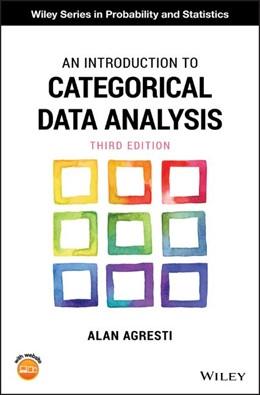 Abbildung von Agresti | An Introduction to Categorical Data Analysis | 3. Auflage | 2019