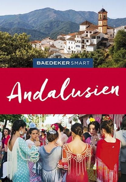 Baedeker SMART Reiseführer Andalusien | Rabe | 3. Auflage, 2019 | Buch (Cover)
