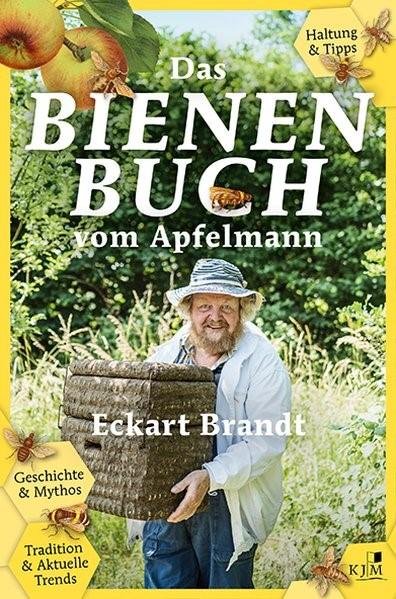 Das Bienenbuch vom Apfelmann | Brandt, 2018 | Buch (Cover)