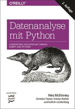 Abbildung von Mckinney | Datenanalyse mit Python | 2. Auflage | 2018 | Auswertung von Daten mit Panda...