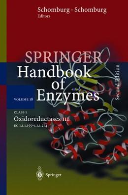 Abbildung von Schomburg | Class 1 . Oxidoreductases III | 2. Auflage | 2004 | 18 | beck-shop.de