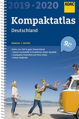 Abbildung von ADAC Kompaktatlas Deutschland 2019/2020 1:250 000 | 20. Auflage | 2019