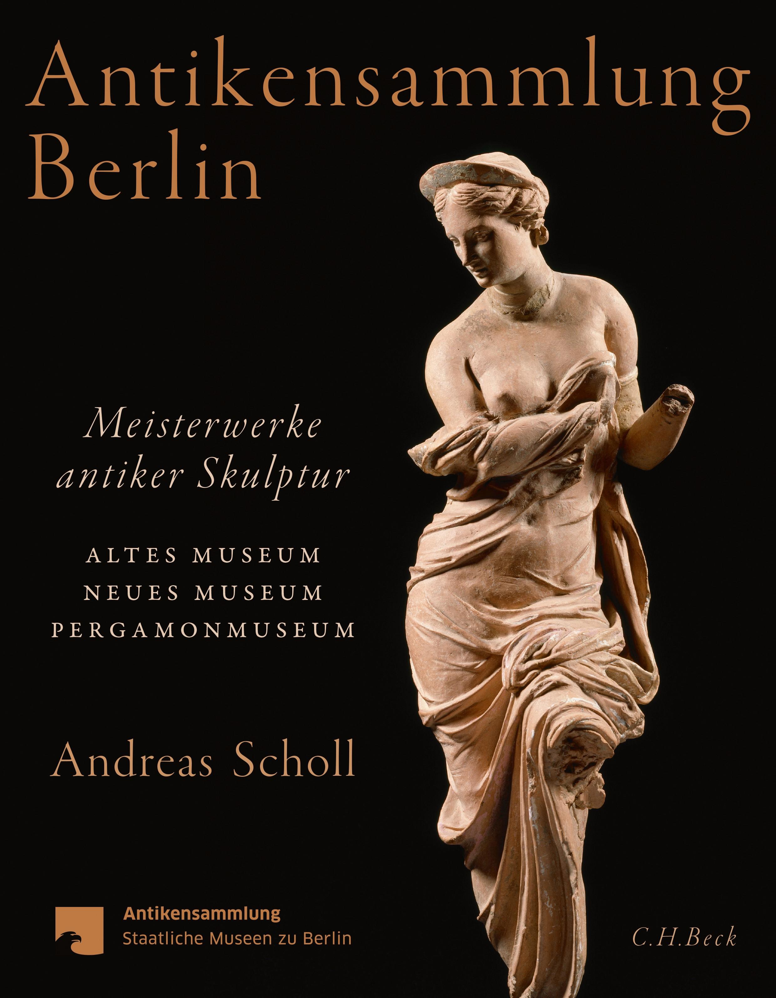 Antikensammlung Berlin | Scholl, Andreas, 2019 | Buch (Cover)