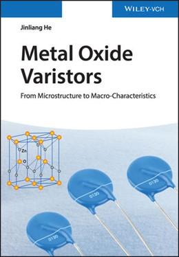Abbildung von He | Metal Oxide Varistors | 1. Auflage | 2019 | beck-shop.de