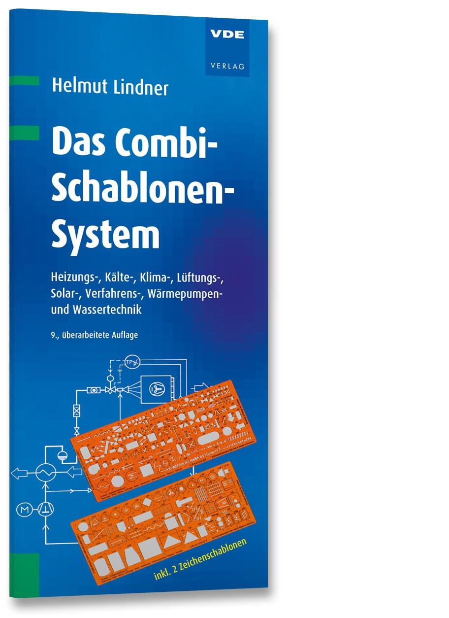 Das Combi-Schablonen-System | Lindner | 9., überarbeitete Auflage, 2018 (Cover)